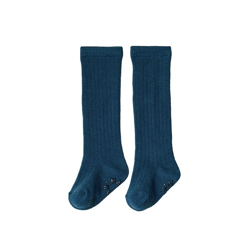 knee socks 4 shadow blue - 마르마르