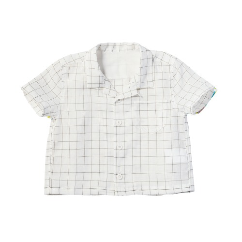 doudou shirts graph white - 마르마르